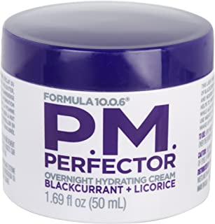 Formula 10.O.6 P.M. Perfector Overnight Hydrating Cream with Blackcurrant + Licorice 1.69 fl oz
