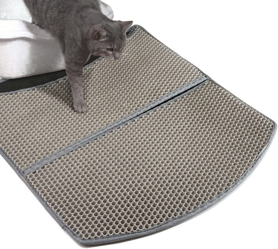 Ultra-Cheap Deals WooPet Omaha Mall Cat Litter Mat Large 24 22 Scatter Kitty Control x Litt