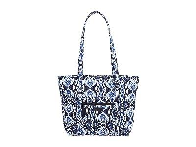 Vera Bradley Small Vera Tote (Ikat Island) Tote Handbags