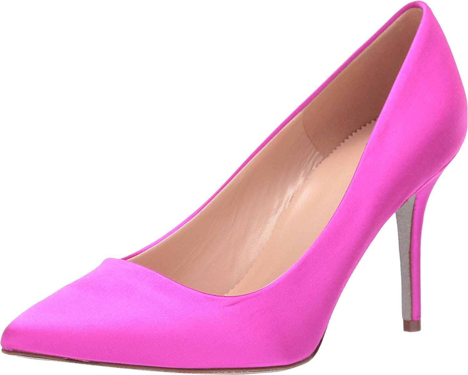 J.Crew Al sold out. Satin Basic Mesa Mall Elsie Pump with Glitter Sole