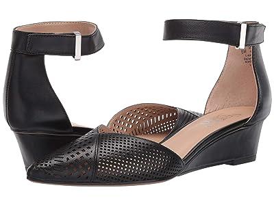 Franco Sarto Cammy 2 (Black Leather) Women