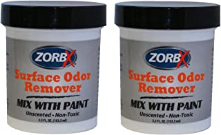 Best zorbx odor remover paint additive Reviews