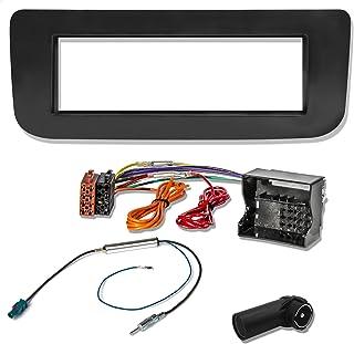 Suchergebnis Auf Für Autoradio Skoda Fabia Einbaurahmen Einbauzubehör Für Fahrzeugelektronik Elektronik Foto