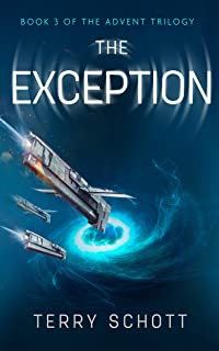 the Exception (the Advent Trilogy Book 3)