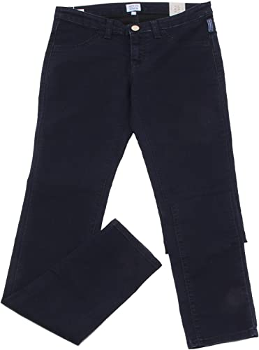 4147V Jeans Bimba Arhommei Junior Jegging bleu Denim Pant Trouser Enfant Girl