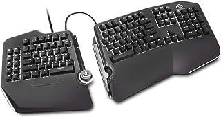 Cloud Nine C989 Ergonomic Mechanical Keyboard for PC - Cherr