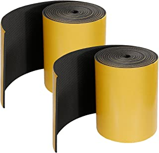 Rovtop (1 pieza) Protector para Puertas de Garaje Protectores de Pared para Garaje de 5 mm de Espesor (2 en 1)