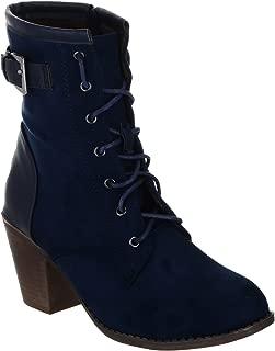 Shuz Touch Blue Boots