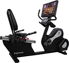 Interactive Fitness Expresso HD Recumbent Exercise Bike - HDR