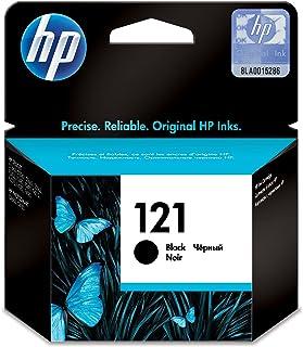 خرطوشة الحبر HP 121 أصلية سوداء [ CC640HE ]