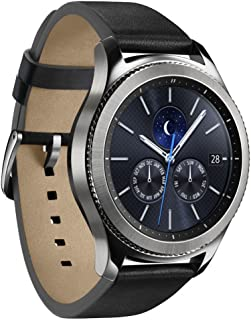 Samsung Gear S3 Classic Silver SM-R770 Smart Watch (International Version)