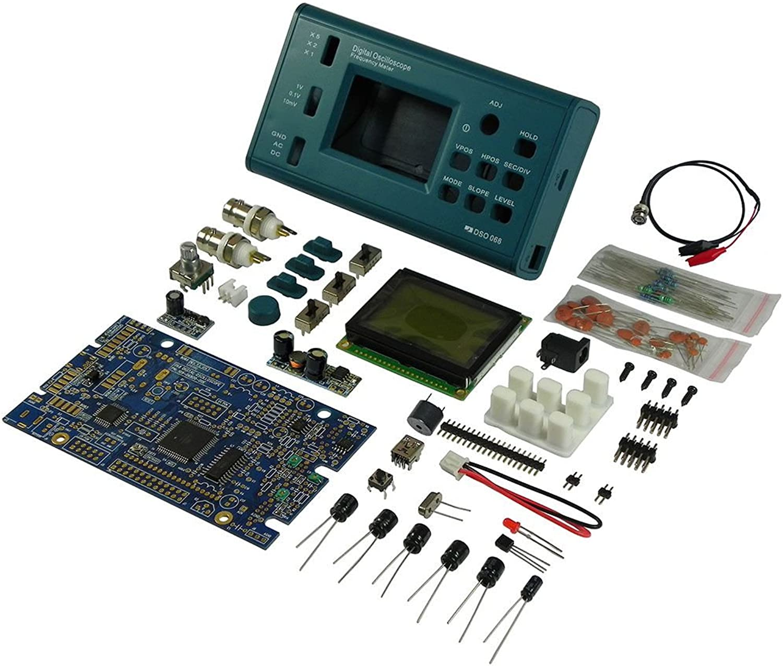 Ben-gi Taschenformat Digital-Oszilloskop E-Learning-Wettbewerb DIY Kit Parts DSO068 Frequenzmesser B07NKDN6JS   Trendy