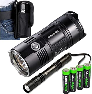 Best nitecore tm06 tiny monster led flashlight Reviews