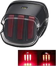 Duokon 7 Pollici Motorcycle Silver Headlight Trim Anello Staffa di Montaggio per Harley FLD Trike Road King