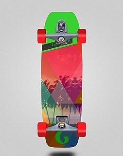 Glutier Surfskate with T12 Surf Skate Trucks - Car...