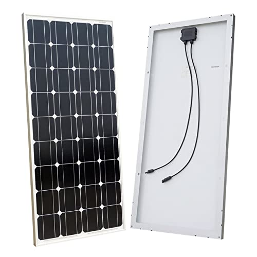 Home & Garden Straightforward Pk Green Solar Panel 5w 12v Monocrystalline For Caravan Camping Boat Shed