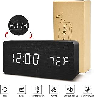 table clocks modern design