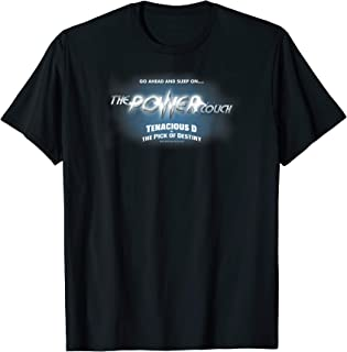 Tenacious D Power Couch T Shirt T-Shirt
