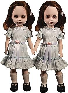 Mezco Toyz The Shining: Talking Grady Twins Living Dead Dolls Standard