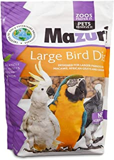 Mazuri Large Bird Food