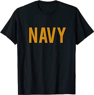 Navy T-Shirt - Military T-Shirt