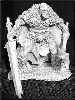 Thund Bloodwrack Barbarian Miniature Reaper Miniatures