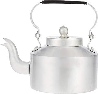 Raj 2.0 Liter Aluminum Kettle-DAK014 Silver