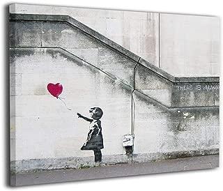 Banksy バンクシー アートパネル 木製の枠 アートポスター 装飾画 壁掛け 部屋飾り 客間絵画 現代 キャンバス インテリア絵画