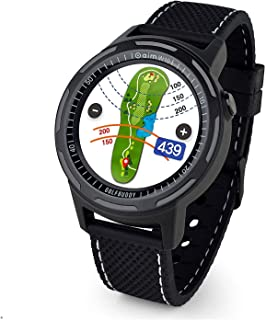 Aim W10 Upgraded Golf Navigation GPS Wrist Watch for Men and Women and Laser Rangefinder, 11 Hours Battery Life, Water Res...