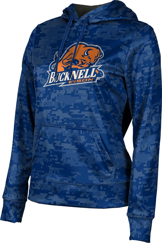 ProSphere Bucknell University Girls' Pullover Hoodie, School Spirit Sweatshirt (Digital)