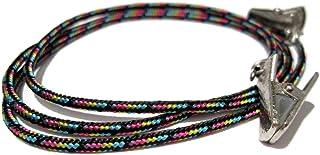 ATLanyards Colorful Paracord Eyeglass Holder with Clips, Clip Eyeglass Holder, Clip Eyeglass Cord