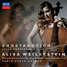 alisa weilerstein shostakovich cello concerto
