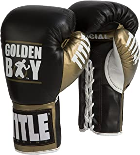 Golden Boy Pro Fight Gloves