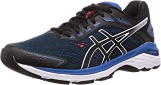 ASICS GT-2000 7 Men's Running Shoes, Black/Black