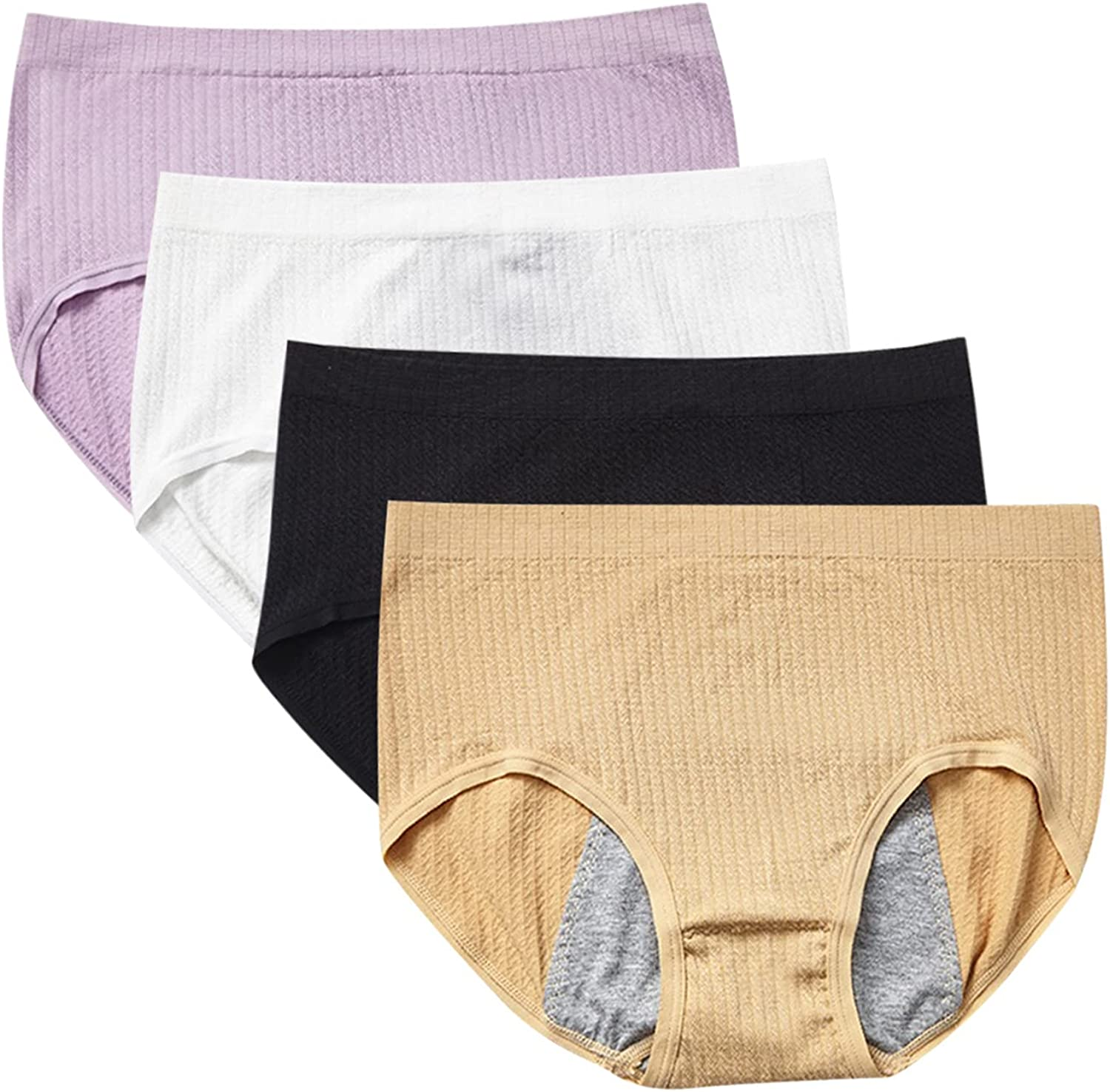 Women's Lace Leakproof Underwear Panties 1 Pack Ranking TOP1 Sexy Opening large release sale 4 S Briefs