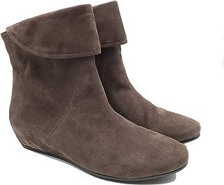 Zapatos de Piel auténtica - Botas de Ante Art. MIU 700501
