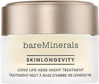 bareMinerals Escentuals Skinlongevity Long Life Herb Night Treatment(new 2020 Launch), 1.7 Fl Oz