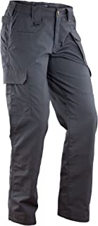 5.11 Women's Taclite Pro Tactical 7 Pocket Cargo Pant, Teflon Treated, Rip and Water Resistant, Style 64360 10 Grey