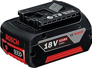 Bosch Professional 1600A002U5 GBA Batteria, 5.0 Ah, M-C, 18 V, 620 g