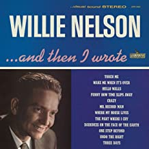 Best willie nelson and then i wrote vinyl Reviews
