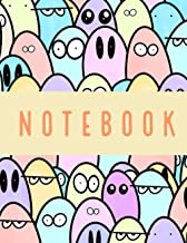 Notebook: Lined Notebook - Large (8.5 x 11 inches) - 100 Pages - Graffitti II Cover: Graffitti Notebook