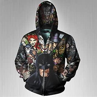 Best batman zipper hoodie Reviews