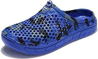 ALSYIQI Unisex Jardín Zuecos Zapatos Hombres Zapatillas Mujer Sandalias
