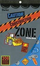 Best Darice Construction Zone Sticker Book, 208 Stickers Review