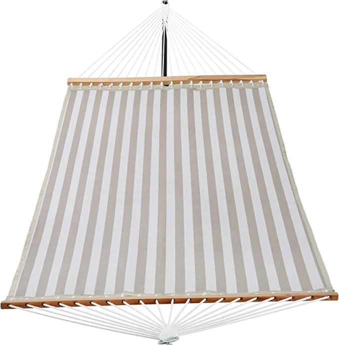 Patio Watcher 14 FT Quick Dry Double Hammock - Best for Construction