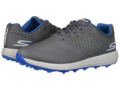 Skechers GO GOLF Max (Charcoal/Blue) Men