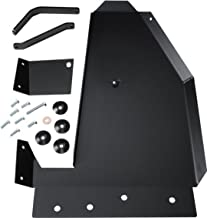 Best rock hard oil pan skid plate Reviews