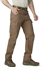 CQR Men's Work Rip-Stop Tactical Utility Operator Pants EDC