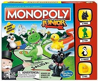 Monopoly - Junior (Versión Española) (Hasbro A6984793
