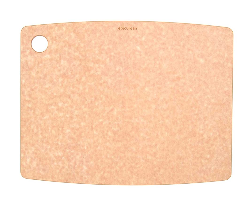 Epicurean Kitchen Series Cutting Board, 14.5 by 11.25-Inch, Natural